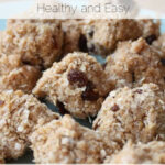 No Cook Energy Balls In 2019 | Snotty Noses Blog | Healthy …