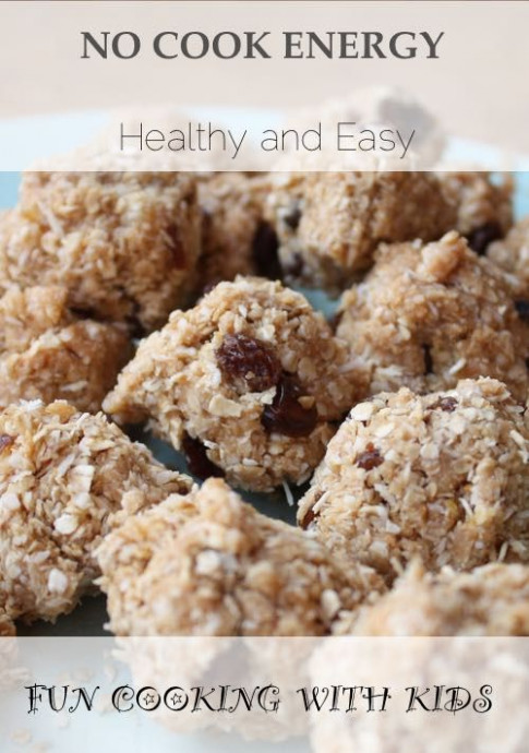 No Cook Energy Balls in 2019 | Snotty Noses Blog | Healthy ...
