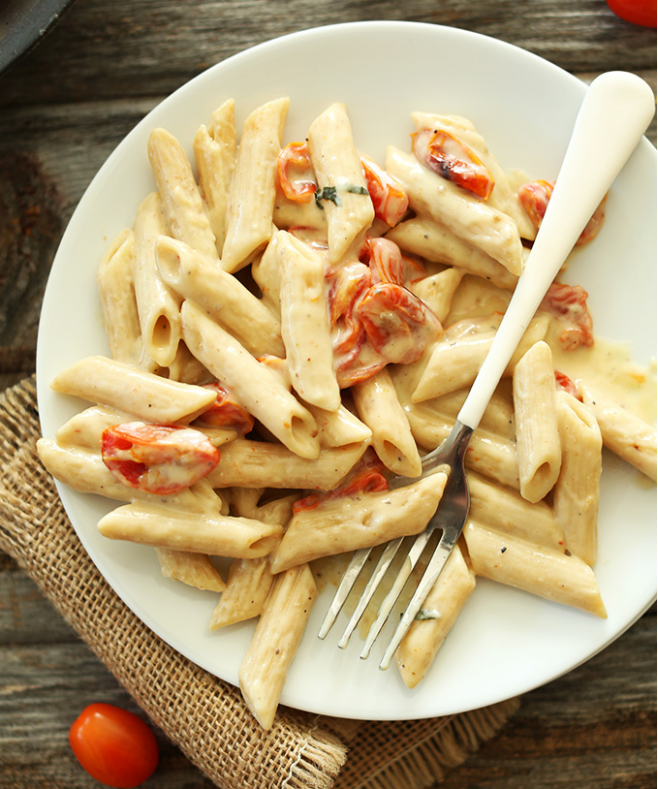 pasta-recipes-no-dairy