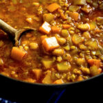 North African Bean Stew With Barley And Winter Squash …