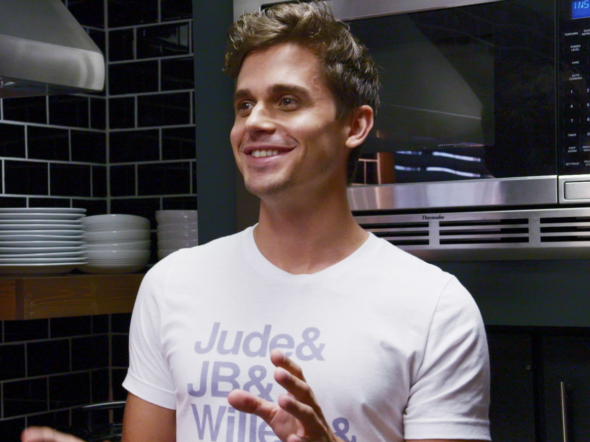 Not a Drill: 'Queer Eye' Star Antoni Porowski to Open ...