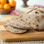 Nourishing Meals®: Buckwheat Cinnamon Raisin Bread (gluten …