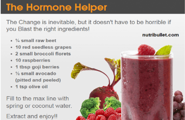 Nutribullet Recipes To Keep Healthy And Fit - Eat Formula