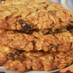 Oatmeal Cookies Recipe & Video
