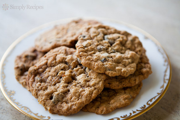 Oatmeal Raisin Cookies Recipe | SimplyRecipes