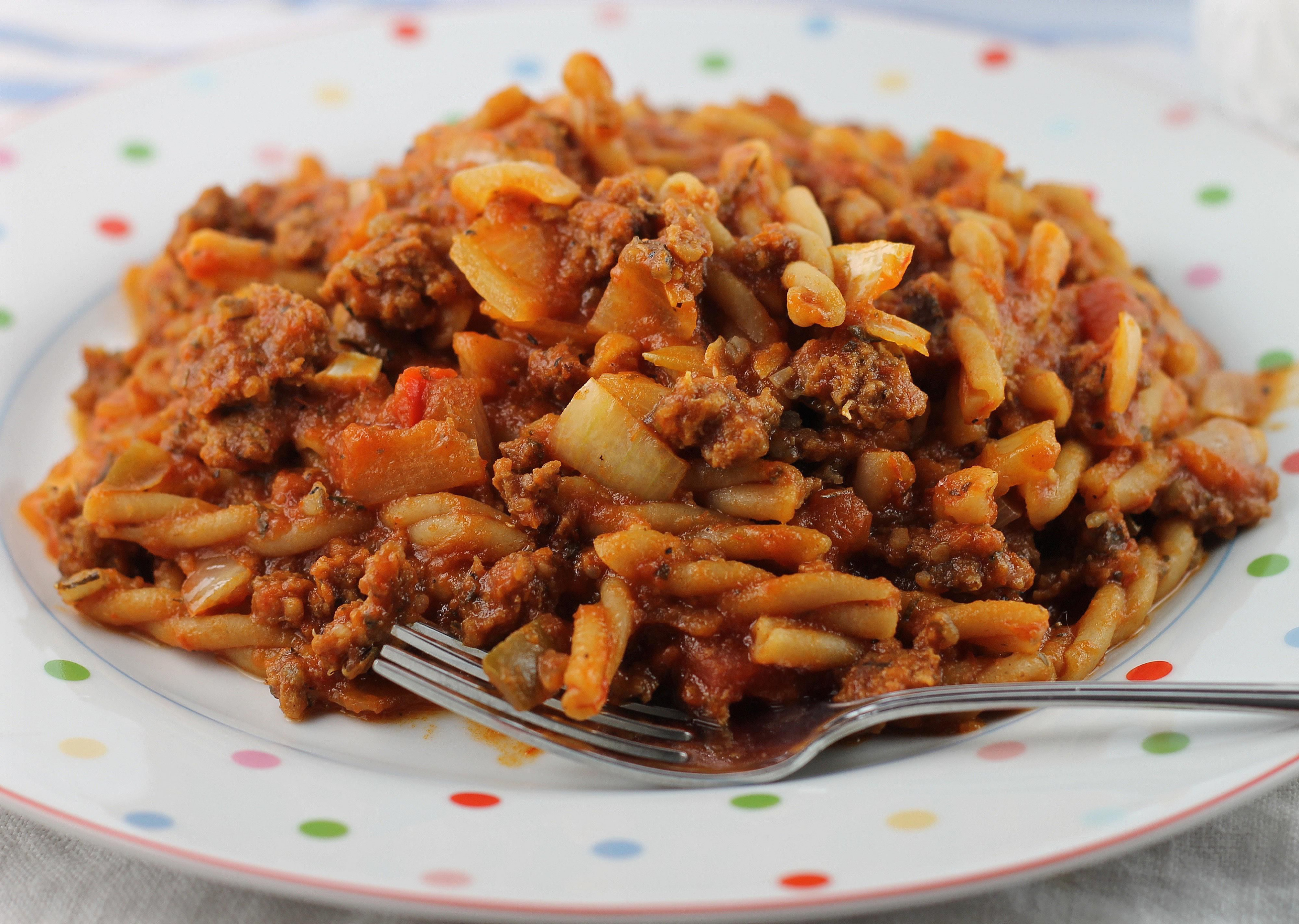 Old Fashioned Skillet Goulash Recipes