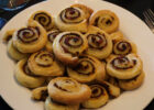 Olive Tapenade Puff Pastry Rolls