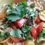 One Bird, Two Dishes — Red Thai Curry