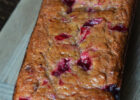 One Bowl Cranberry Sauce Bread   Always Order Dessert