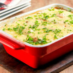 One Dish Chicken And Rice Casserole