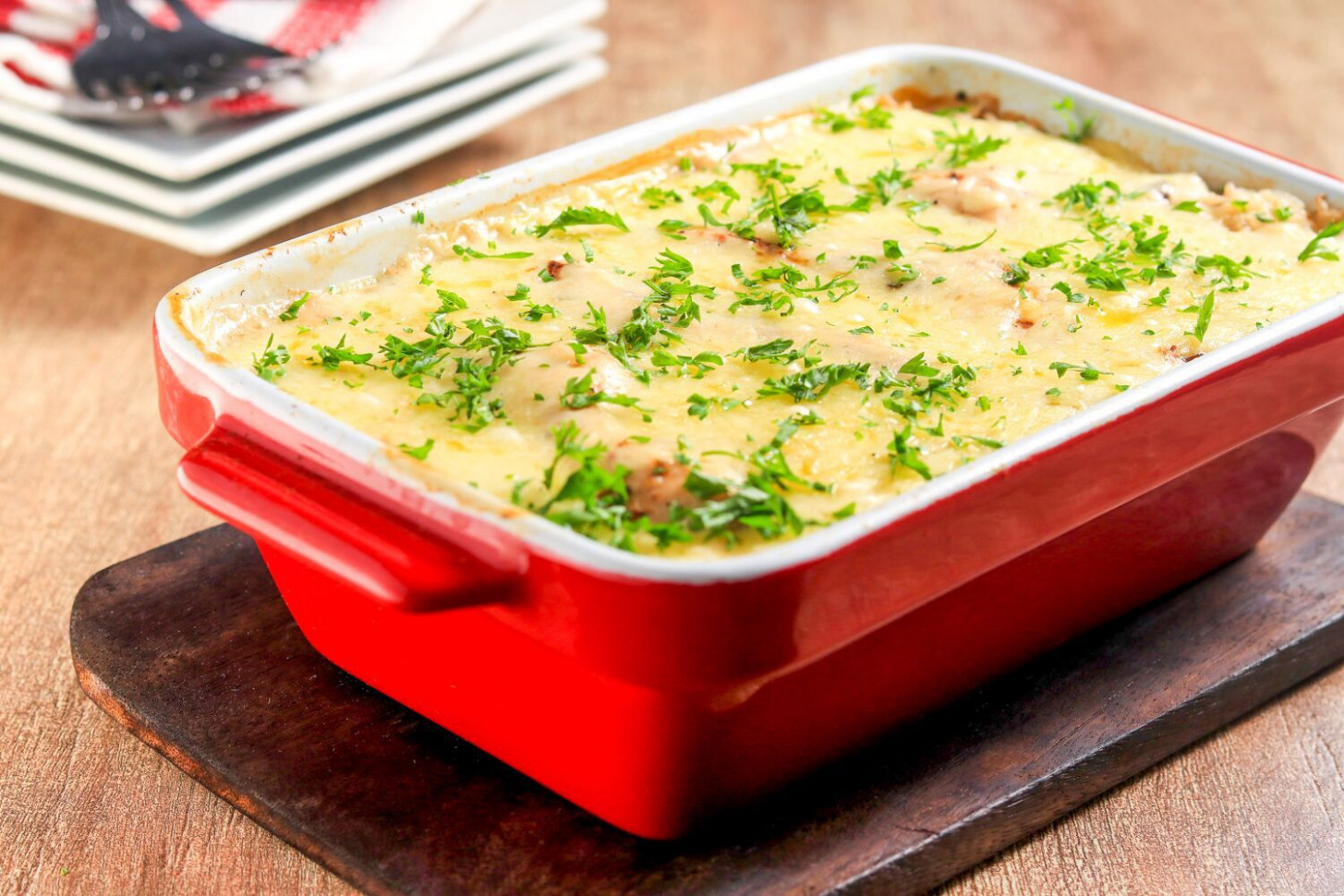 One-Dish Chicken and Rice Casserole