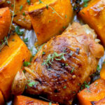 One Pan Chicken And Squash Dinner – Let The Baking Begin!
