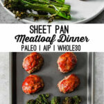 One-Pan Meatloaf Dinner (Paleo, Whole30, AIP) | Recipe ...