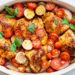 One Pan Paprika Chicken With Potatoes And Tomatoes Recipe …