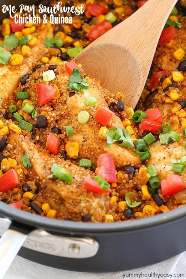 quinoa-recipes-easy-healthy