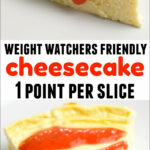 One Point Cheesecake – Weight Watchers Friendly