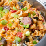 One Pot Cheesy Kielbasa Pasta | The two, Kielbasa and Jack ...