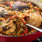 One Pot Chicken And Rice Recipe | Imfoodie