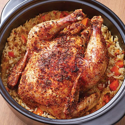 One-Pot Chicken Dinner - Recipes | Pampered Chef Canada Site