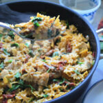 One Pot Creamy Smoked Sun Dried Tomato Pasta With Chicken …