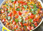 One Pot Mexican Ground Beef Casserole ...