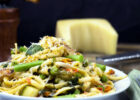 One Pot Pasta Primavera ~ Ninja Foodi Recipe