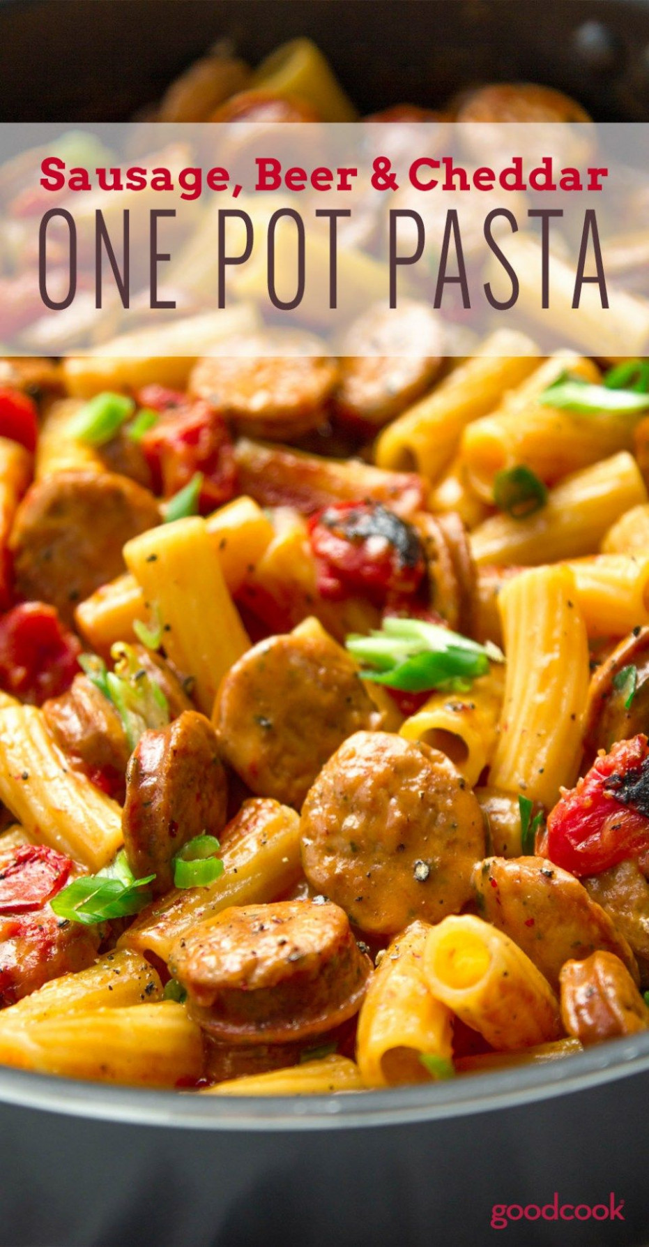 One Pot Sausage, Cheddar and Beer Mac | Recipe | Sausages ...