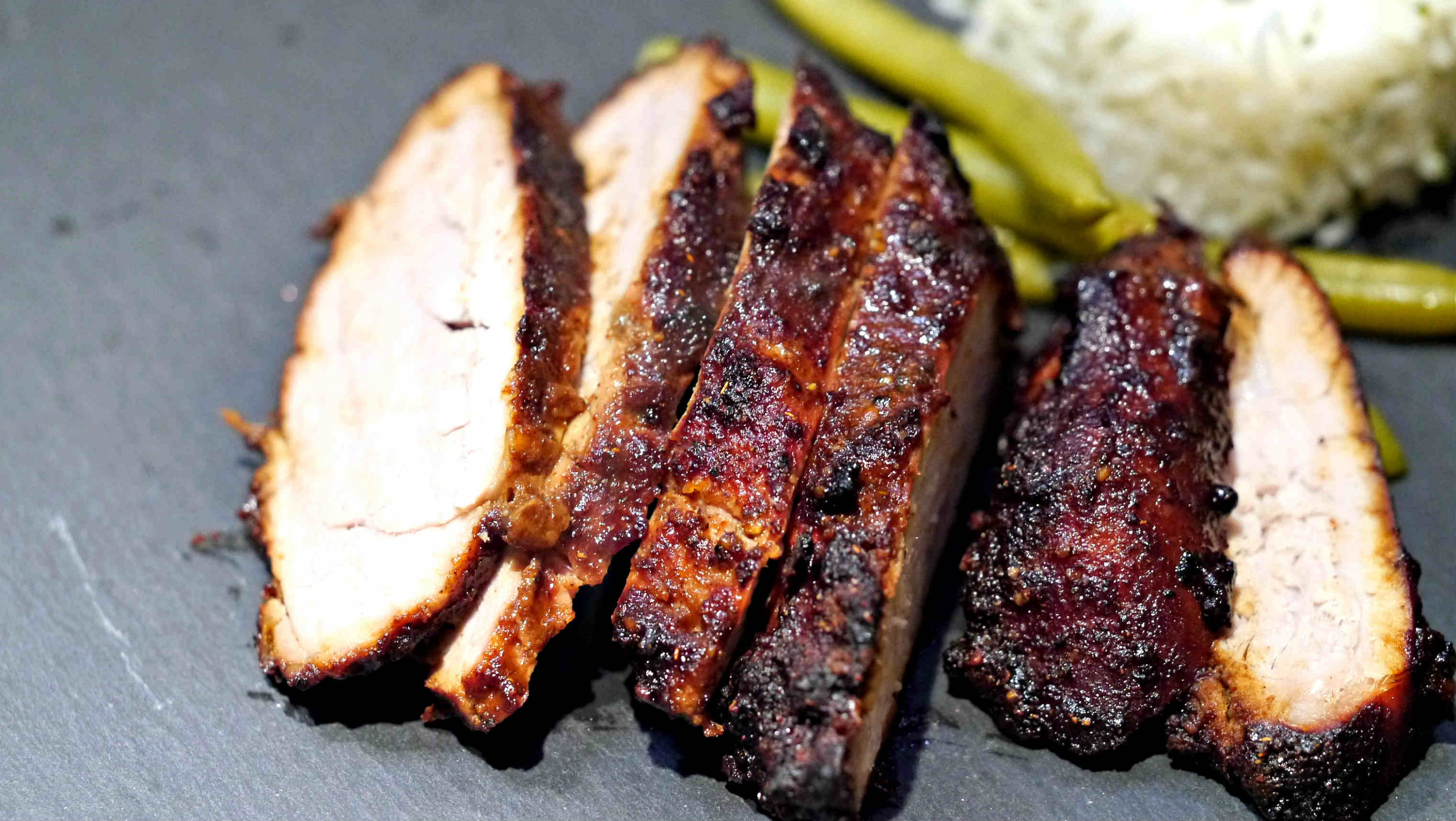 Orange Spiced Marinated Pork Tenderloin - Only Gluten Free ...
