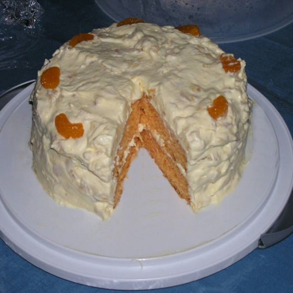 Orange Sunshine Cake Photos - Allrecipes
