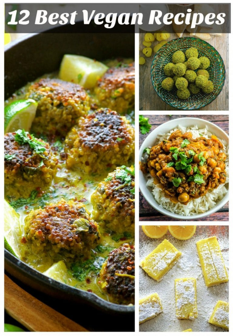 Our 12 Best Vegan Recipes to Welcome 2018 - May I Have ...