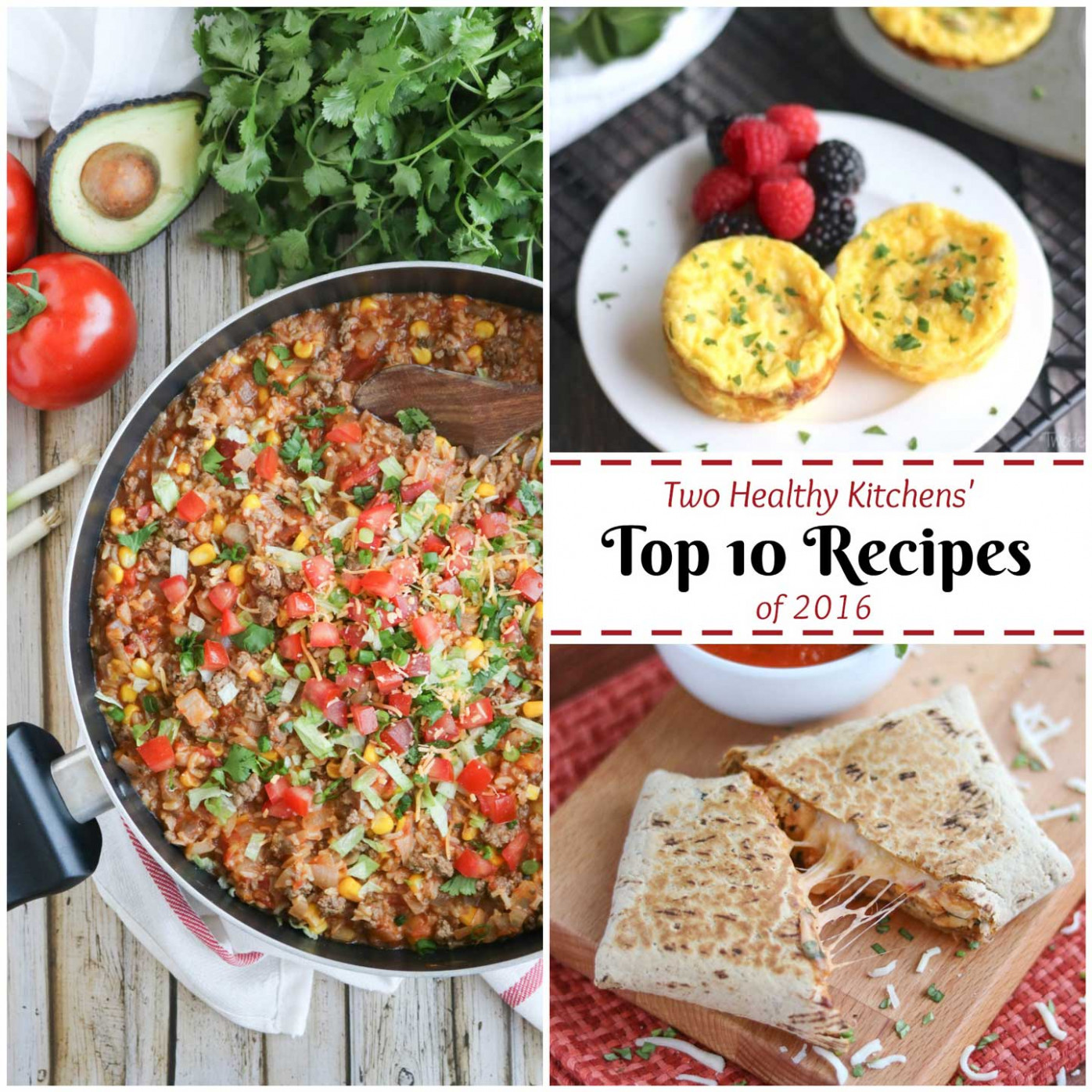 Our Most Popular Easy, Healthy Recipes of 2016 - Two ...