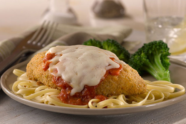 Oven-Baked Chicken Parmesan - Kraft Recipes