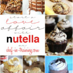 OVER 50 Mouthwatering Nutella Recipes!   Chef In Training