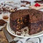 Overnight Christmas Cake - Annabel Langbein – Recipes