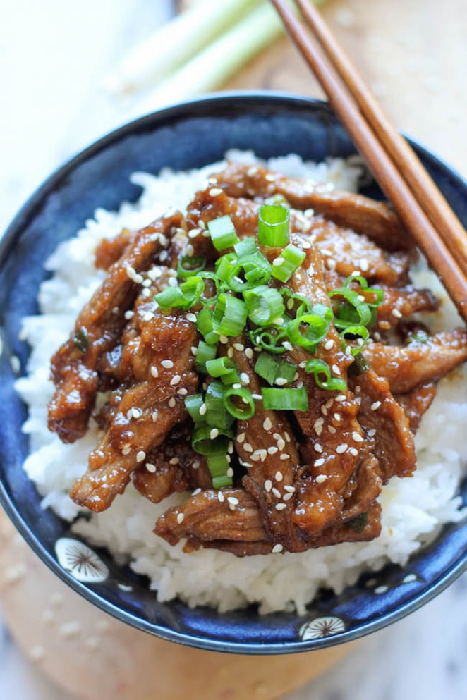 P.F. Chang's Mongolian Beef | Restaurant Copycat Recipes …