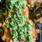 Paleo Baked Salmon With Avocado Salsa | Easy Healthy …