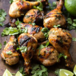 Paleo Cilantro Honey Lime Chicken Drumsticks – Tastes Lovely