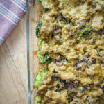 Paleo Turkey And Broccoli Divan Casserole