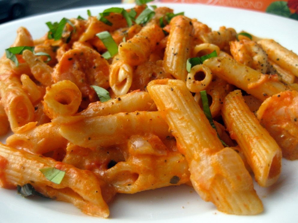 Pam's Kitchen: Pioneer Woman's Penne Pasta