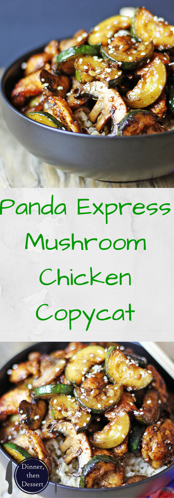 Panda Express Zucchini and Mushroom Chicken in just 20 ...