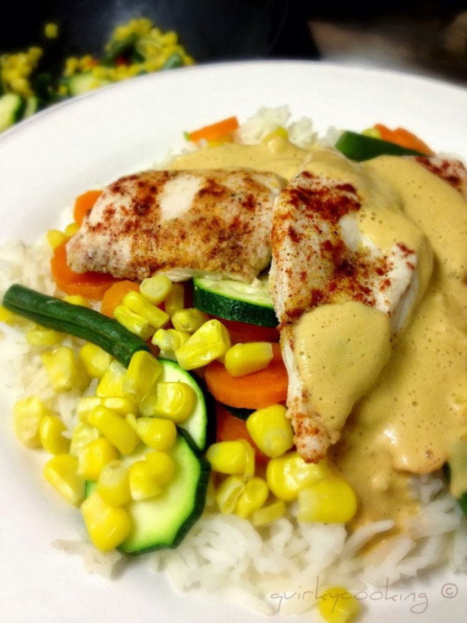 Paprika Chicken With Creamy Paprika Sauce (an Easy All In …