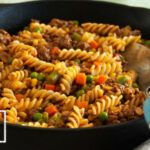 Pasta One Pan Dinner | Food In A Minute
