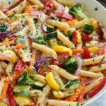 Pasta Primavera (Delicious Easy Recipe!) – Cooking Classy
