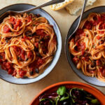 Pasta Puttanesca Recipe | Rachael Ray | Food Network
