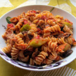 Pasta Recipe With Shredded Chicken Breast, Shiitake …