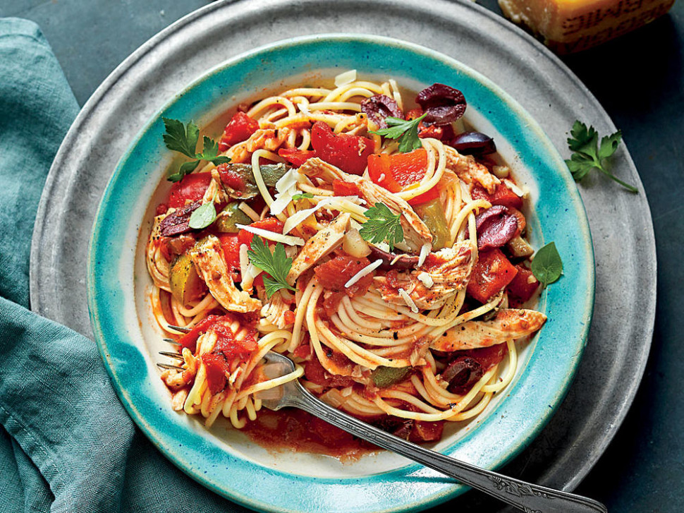 Pasta Recipes | MyRecipes