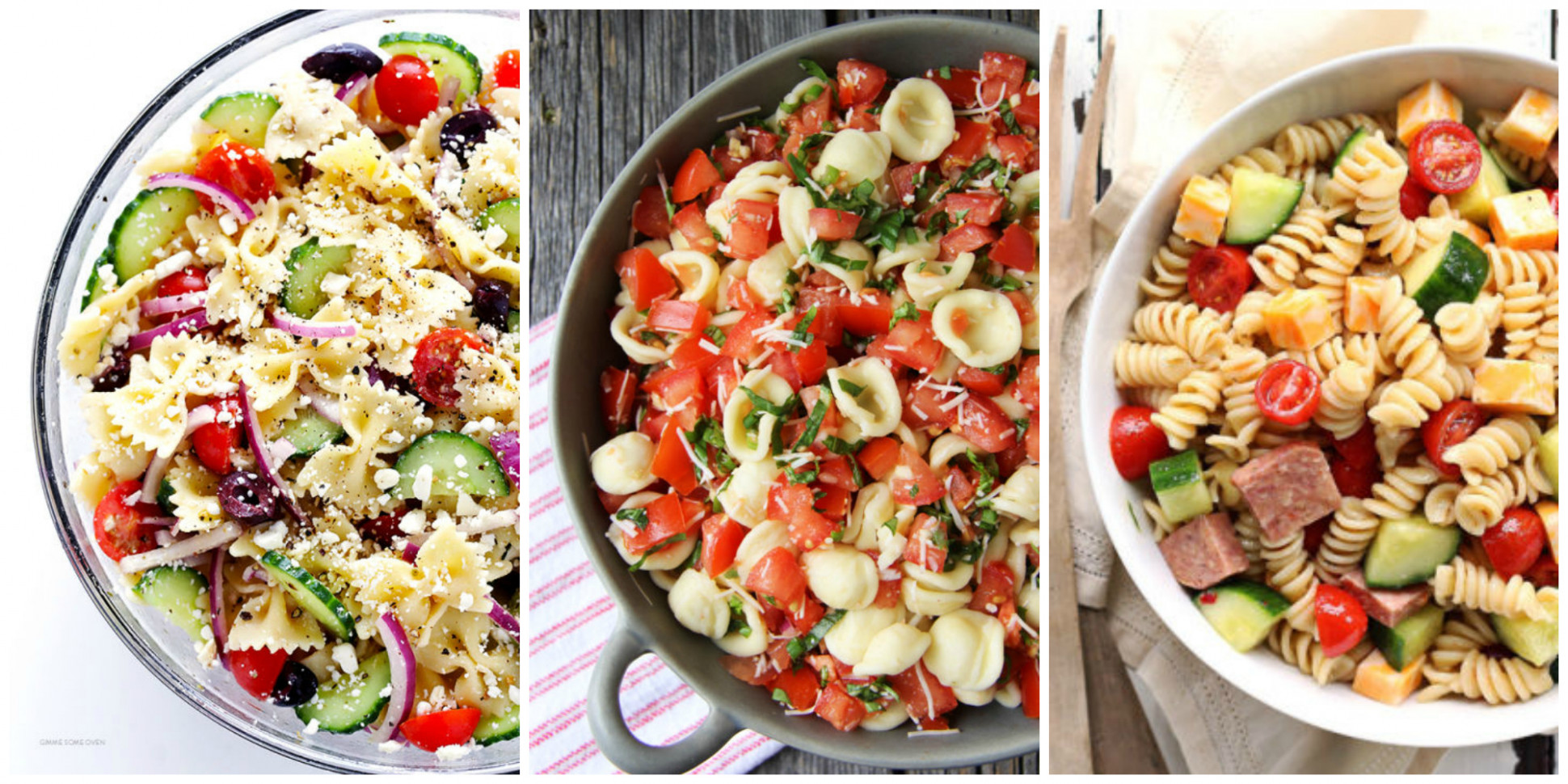 Pasta Salad Recipes – Easy Cold Pasta Dishes ...