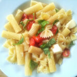Pasta Tricolore (Italian Flag Pasta) Recipe – All Recipes UK
