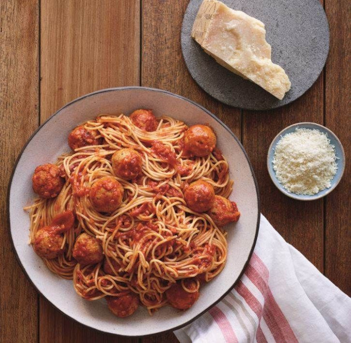 Pasta Under 500 Calories! Try This Spaghetti With Turkey …