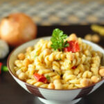 Pasta With Chickpeas – Pasta E Ceci – Recipes 'R' Simple